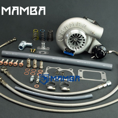MAMBA GTX Billet Bolt-On Turbocharger For Nissan TD42 Safari Patrol TD05H-18G / 6cm