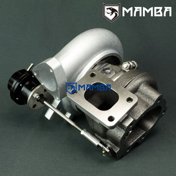 MAMBA GTX Billet Bolt-On Turbo Nissan Silvia SR20DET S13 S14 S15 TD05H-18G 8cm