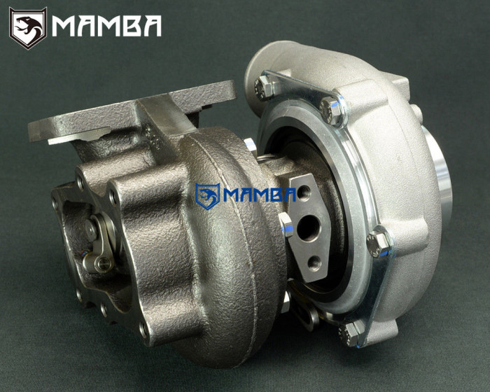 MAMBA GTX2871R BALL BEARING TURBO KIT FOR NISSAN SKYLINE RB25DET RB20DET