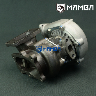 Mamba High Flow Turbo For Nissan Skyline RB20DET RB25DET GEN 3 TA34-20G