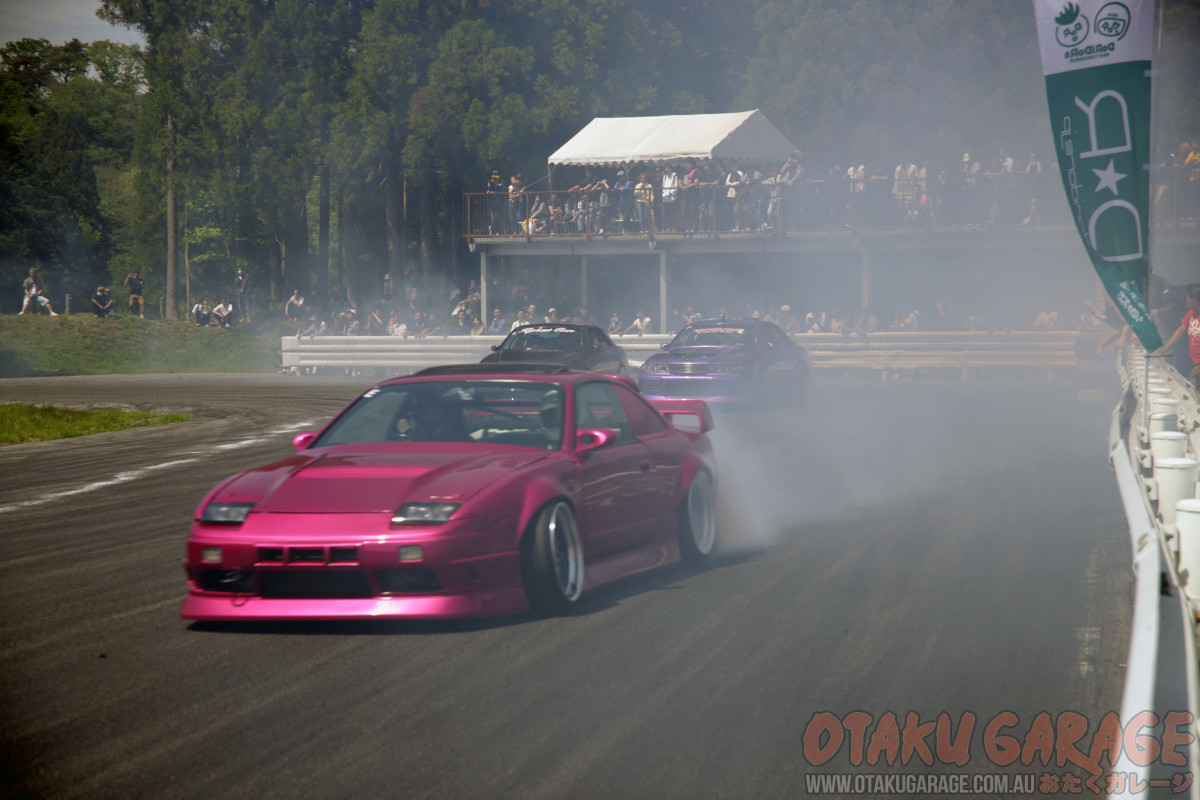 Better then Drift Matsuri? Dori Dore! - Drift & dress event in Japan