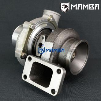 "MAMBA GTX3071R Ball Bearing 3""Anti Surge 60mm TW w/.64 T3 V-Band Turbo"