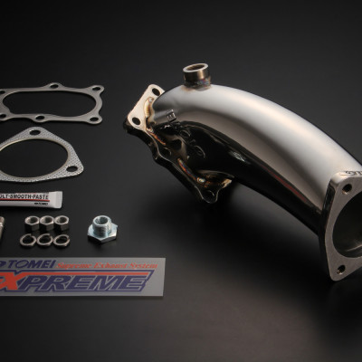 Tomei EXPREME TURBO DOWN PIPE RB25DET RB20DET R32 R33 R34 Nissan Skyline