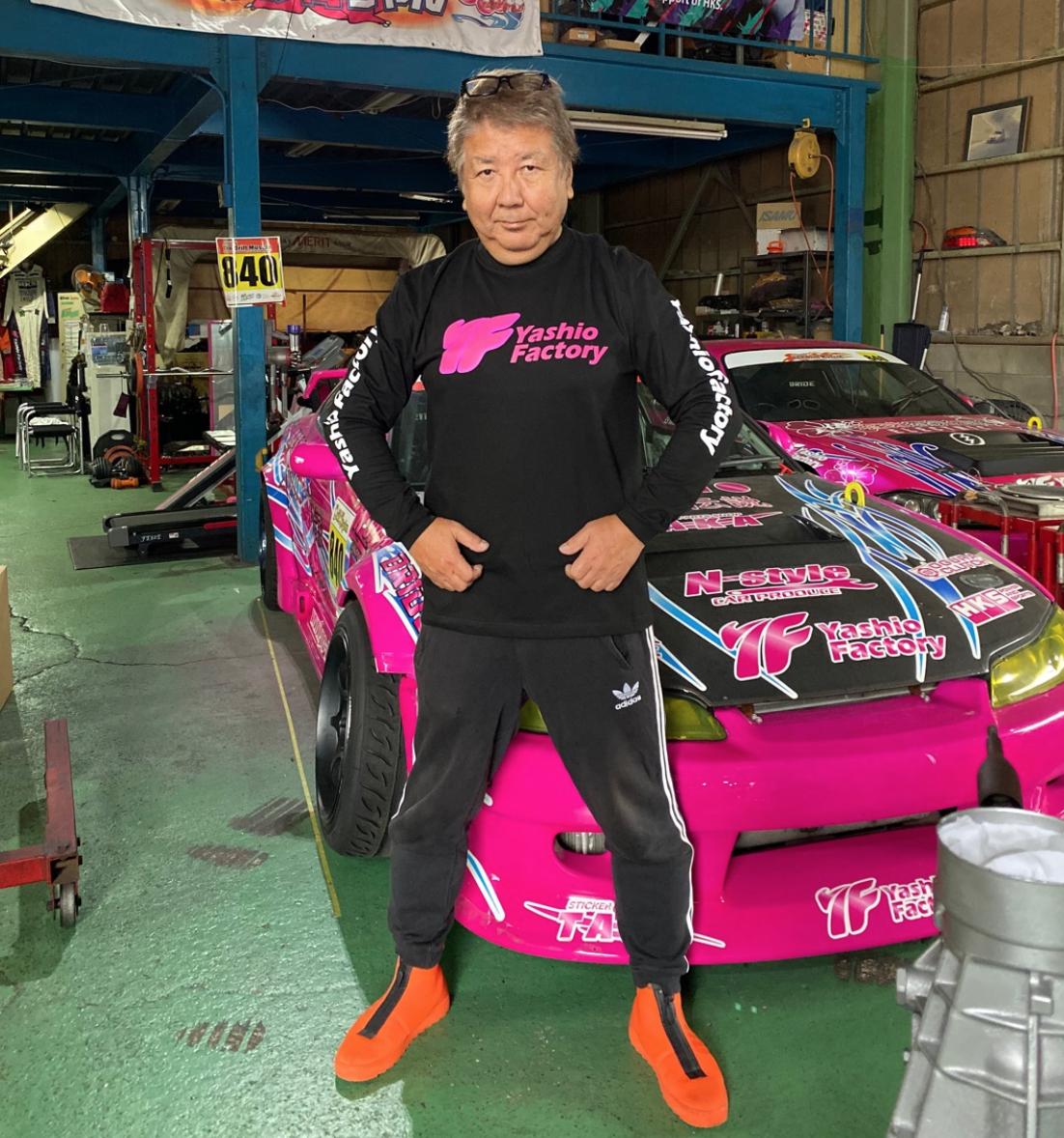 Yashio Factory New 2019 Sweatshirt