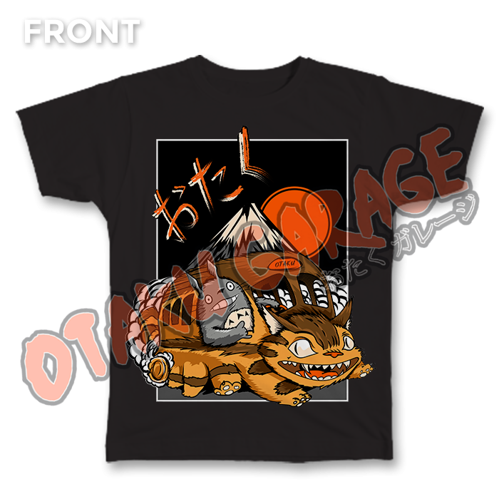 Otaku Garage Catbus Drift T-Shirt