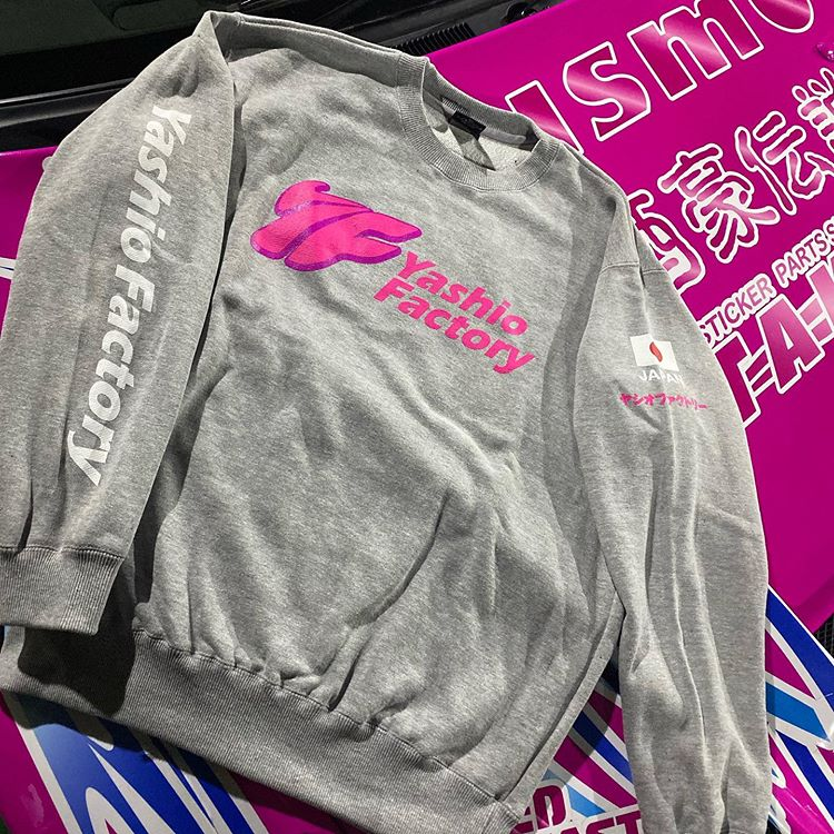 Yashio Factory LIMITED EDITION Sweatshirt